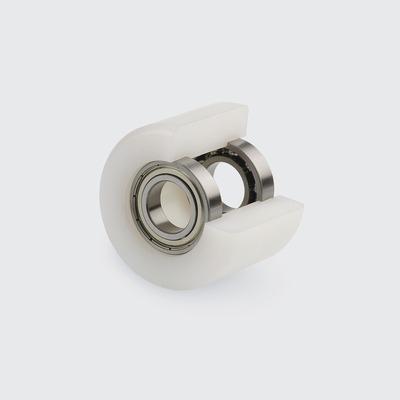 Roata din poliamida 85x75mm - Schita 3