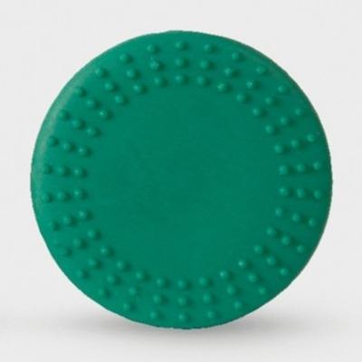 Leverplug green