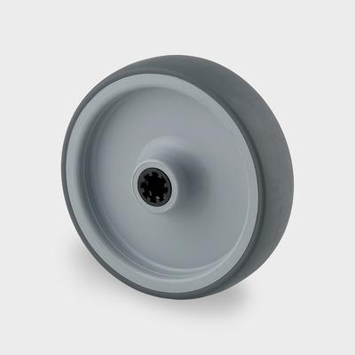 Roata cu janta din polipropilena 125×44.4mm