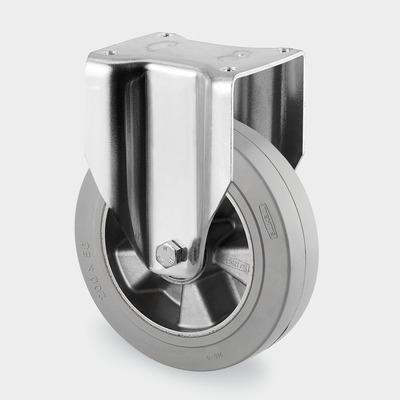 Roata fixa cu janta din aluminiu 200x50mm
