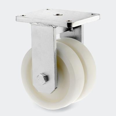 Roata fixa din poliamida 160x50mm