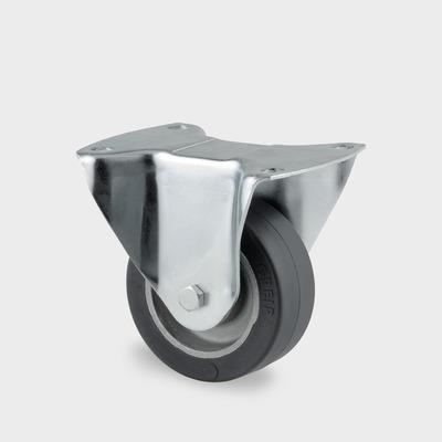 Roata pivotanta cu janta din aluminiu 100x40mm