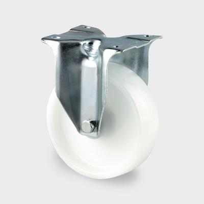 Roata pivotanta din poliamida 125x155mm