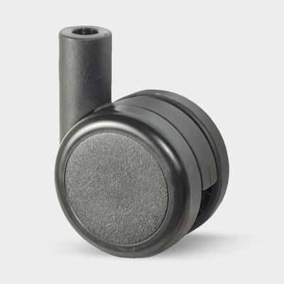 Roata pivotanta din poliamida 65x7mm