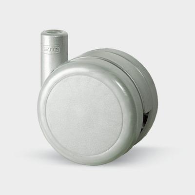 Roata pivotanta din poliamida 75x8mm