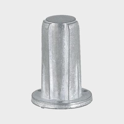 Teaca din aliaj de zinc