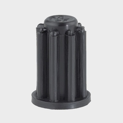 Teaca rotunda din material plastic R20-14×36/11