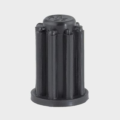 Teaca rotunda din material plastic R20-16×36 / 11